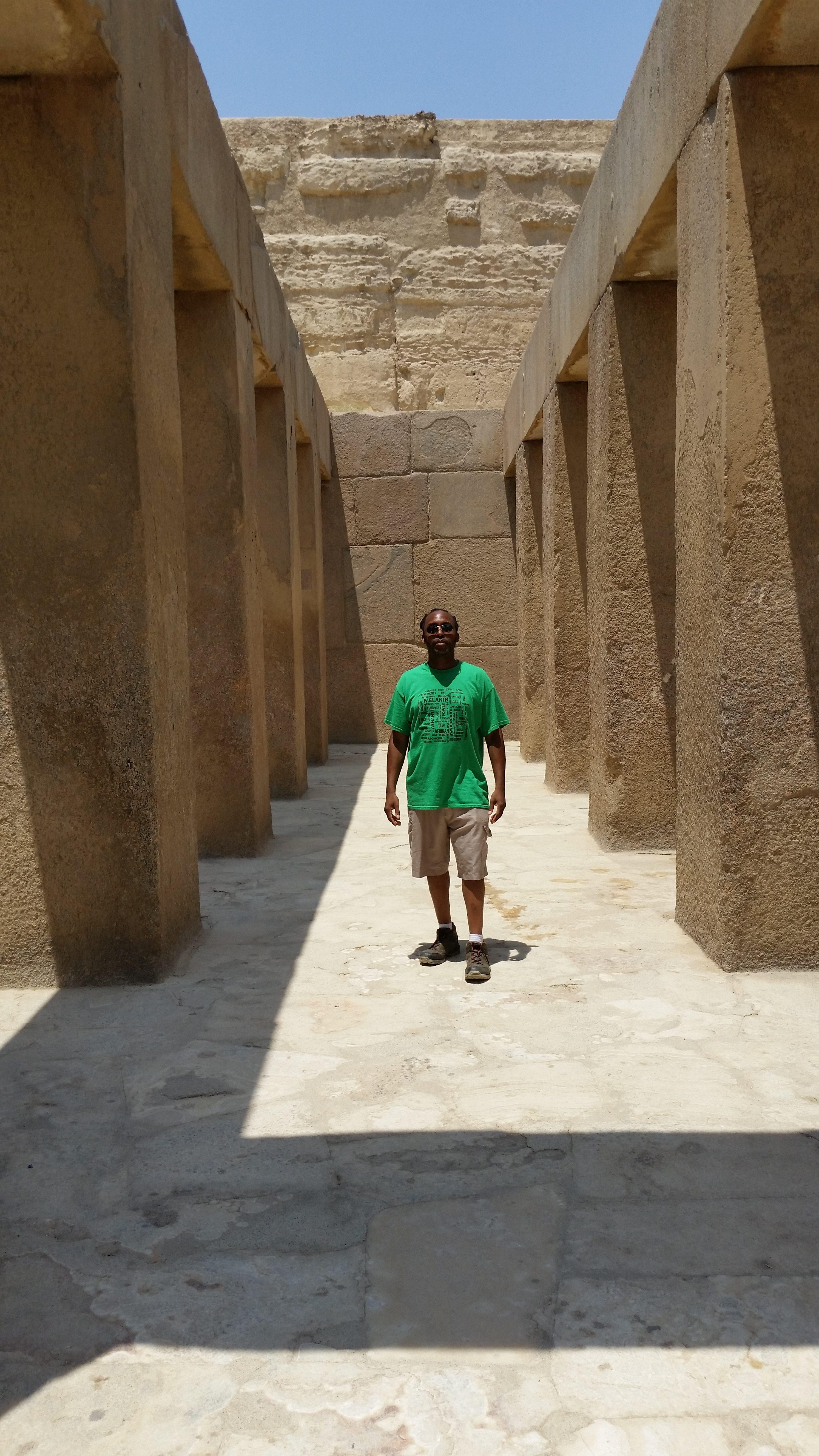 Temple at Heru-em-Akhet (Sphinx)